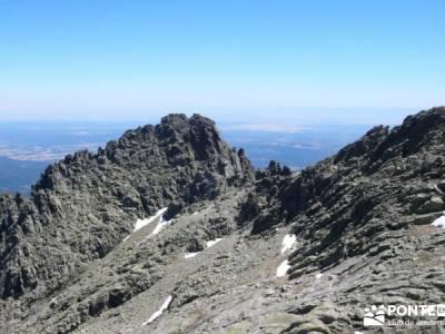 La Mira - Los Galayos (Gredos);excursiones madrid y alrededores viajes naturaleza rutas por madrid c